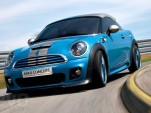 2009 Mini Coupe Concept leak