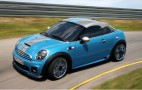 Mini Coupe Concept Celebrates 50 Years of Minis, Targets Audi TT