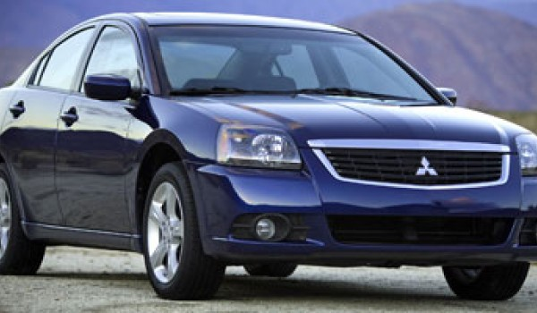 2009 mitsubishi galant review ratings specs prices and. Black Bedroom Furniture Sets. Home Design Ideas