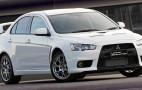 More details on Mitsubishi's 400hp Evo X 'FQ-400' for UK