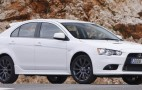 Mitsubishi confirms Lancer Sportback GTS and Ralliart for U.S.