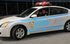 NYPD chooses Nissan Altima as first hybrid patrol car