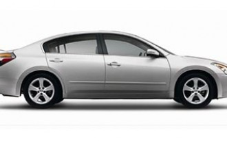 Nissan Recalls 3,403 Altimas