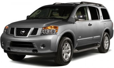 2009 Nissan Armada Photos