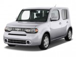 2009 Nissan Cube 5dr Wagon CVT S Angular Front Exterior View