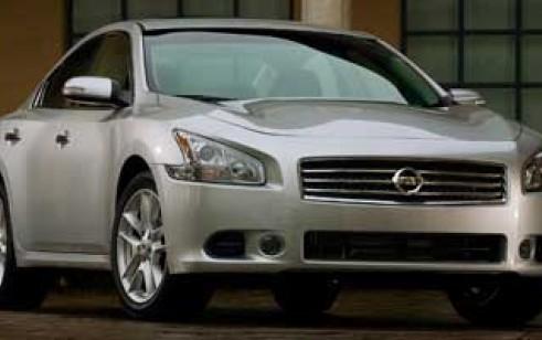 2009 Nissan Maxima S