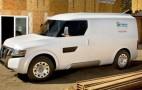 Nissan unveils NV2500 concept