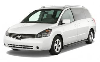 Nissan: No 2010 Quest Minivan in the Plan