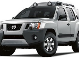 2009 Nissan Xterra Off Road