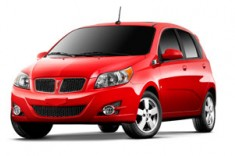 2009 Pontiac G3 
