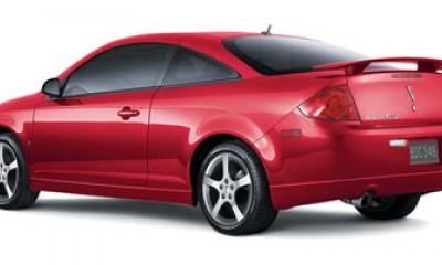 2009 Pontiac G5 Photos