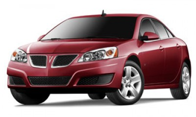 2009 Pontiac G6 Photos
