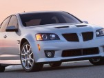 2009 Pontiac G8 GXP