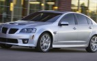 400hp for $35,000: Pontiac G8 GXP and Dodge Charger SRT8 after incentives
