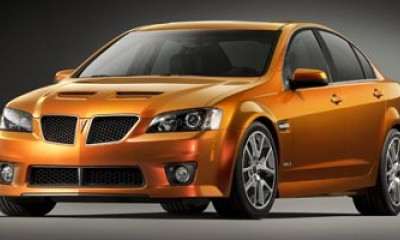 2009 Pontiac G8 Photos