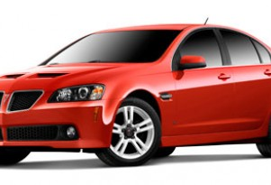 Crossing Fingers For The Pontiac G8