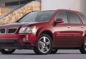 2009 Pontiac Torrent SUV