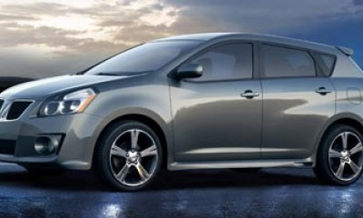 2009 Pontiac Vibe Photos