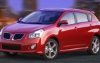 GM in talks with Toyota to source replacement for Pontiac Vibe