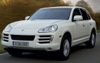 Porsche confirms 2009 February launch for Cayenne Diesel in Europe