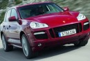 2009 Porsche Cayenne GTS