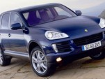 Porsche Offers First Diesel Model in Its History