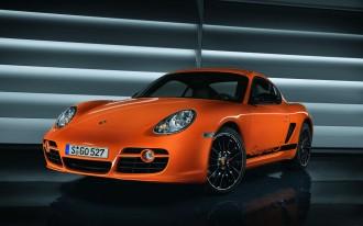 Official: 2009 Porsche Cayman S Sport