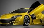 Renault updates Megane Trophy race car for 2009