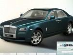 2009 Rolls-Royce 200EX configurator