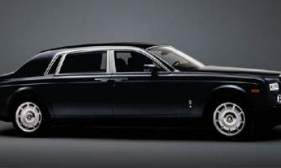 2009 Rolls-Royce Phantom Photos