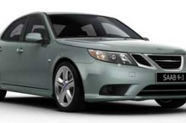 2009 Saab 9-3 XWD