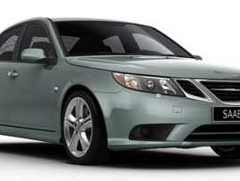 2009 Saab 9-3 XWD