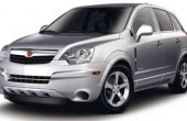 2009 Saturn VUE Hybrid Photos