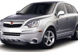 2009 Saturn VUE Green Line I4