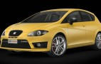 Seat adds new Ibiza FR and facelifted Leon Cupra to lineup