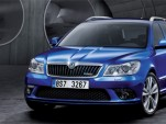 2009 Skoda Octavia RS facelift