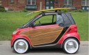 2009 Smart Passion coupe, offered on eBay