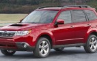 2009 Subaru Forester gets 5-star safety rating from NHTSA