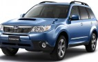 2009 Subaru Forester gets IIHS Top Safety Pick