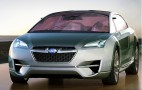 More Details For 2009 Subaru Hybrid Tourer Concept