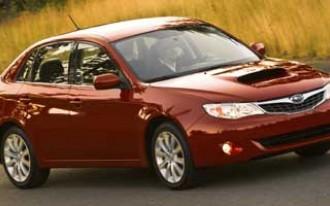 Subaru To Intro Additions To WRX Line at LA Auto Show