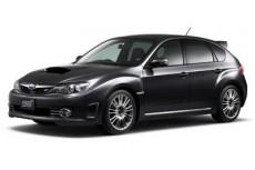 2009 Subaru Impreza Wagon WRX STI