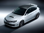 2009 Subaru Impreza WRX STI Carbon