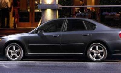2009 Subaru Legacy Photos