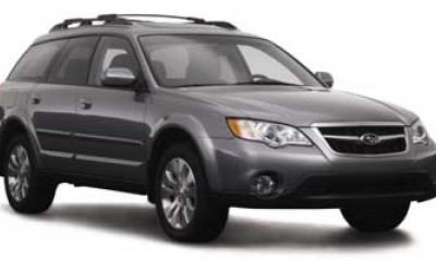 2009 Subaru Outback Photos