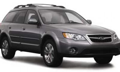 2009 Subaru Outback Photos