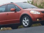 2009 Suzuki SX4 Man AWD