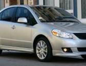 2009 Suzuki SX4 Man FWD