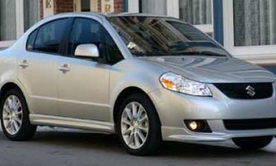 2009 Suzuki SX4 Photos