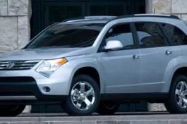 2009 Suzuki XL7 Premium